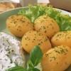 Pommes de terre au fromage blanc