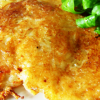 Râpés de pomme de terre express au fromage